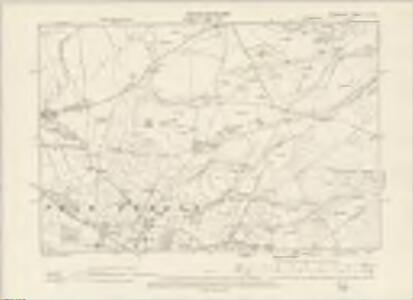 Derbyshire IX.SE - OS Six-Inch Map
