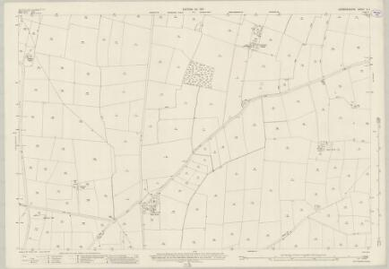 Leicestershire X.5 (includes: Castle Donington; Kegworth; Lockington Hemington; Long Whatton) - 25 Inch Map