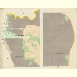 Dobrzegitz - c1204-1-004 - Kaiserpflichtexemplar der Landkarten des stabilen Katasters