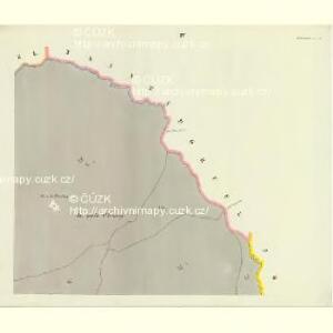Hillemühl - c4766-3-004 - Kaiserpflichtexemplar der Landkarten des stabilen Katasters