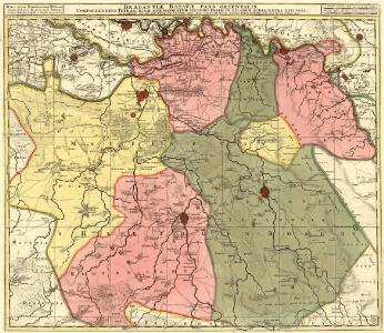 Brabantiae Batavae Pars Orientalis