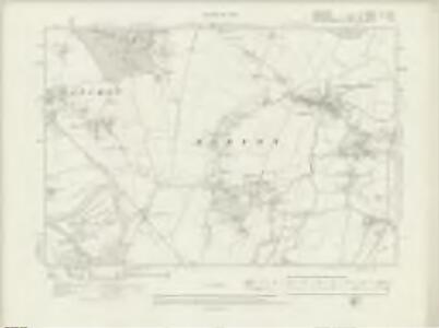 Middlesex XIX.NW - OS Six-Inch Map