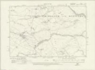 Westmorland V.NW - OS Six-Inch Map