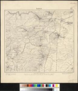 Meßtischblatt 3635 : Dambach, 1885