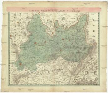 [Marchionatus Moraviae circulus Preroviensis]
