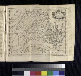 A new map of Virginia from the best authorities / by T. Kitchin, Geogr.