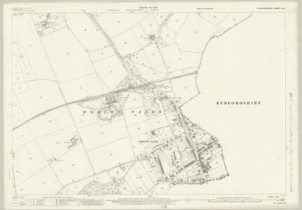 Buckinghamshire XV.8 (includes: Aspley Guise; Aspley Heath; Wavendon; Woburn Sands) - 25 Inch Map