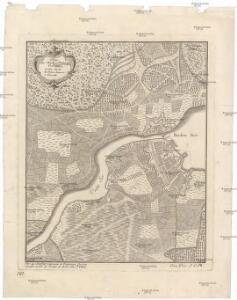 Plan der Stadt u. Vestung Costanz
