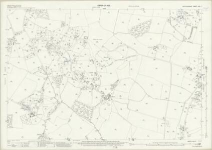 Hertfordshire XXII.7 (includes: Little Hadham; Much Hadham; Standon) - 25 Inch Map
