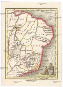 Roteiro em Brazil no 1817-1821 do Dr. Pohl