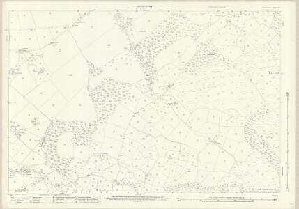 Caernarvonshire VII.14 (includes: Llanllechid) - 25 Inch Map