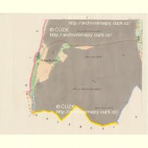 Piwana (Pywowan) - c5853-1-005 - Kaiserpflichtexemplar der Landkarten des stabilen Katasters