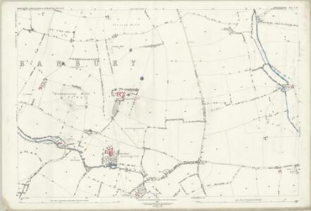 Oxfordshire V.14 (includes: Broughton; North Newington; Shutford; Swalcliffe; Tadmarton) - 25 Inch Map