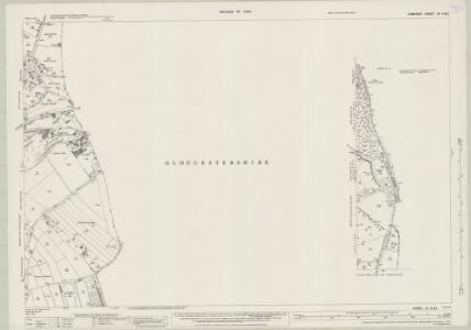 Somerset VI.6 & 2 (includes: Bristol; Long Ashton) - 25 Inch Map