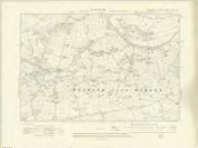 Yorkshire CLIII.NW - OS Six-Inch Map