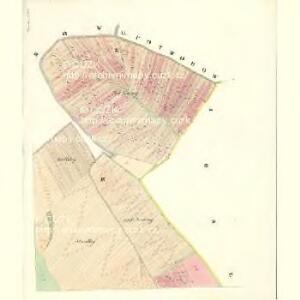Pruschanek - m2439-1-002 - Kaiserpflichtexemplar der Landkarten des stabilen Katasters