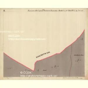 Eisenstein Dorf - c7755-2-002 - Kaiserpflichtexemplar der Landkarten des stabilen Katasters