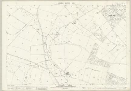 Northamptonshire LIX.4 (includes: Helmdon; Syresham; Wappenham) - 25 Inch Map