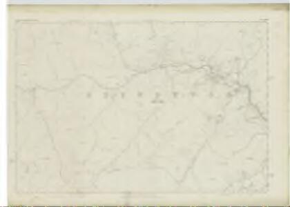 Perthshire, Sheet CXXVII - OS 6 Inch map
