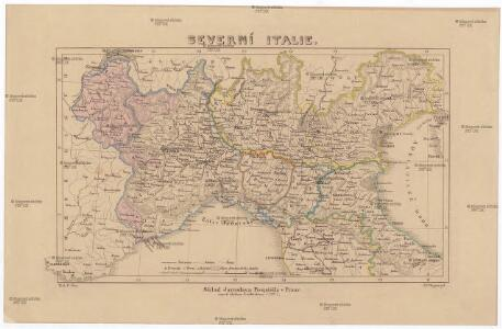 Severní Italie [sic]