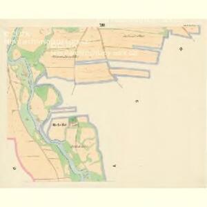 Budweis - c0964-1-013 - Kaiserpflichtexemplar der Landkarten des stabilen Katasters