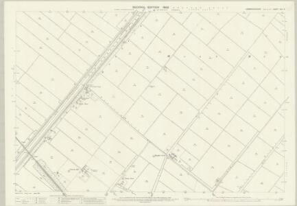 Cambridgeshire XXII.5 (includes: Downham; Littleport) - 25 Inch Map