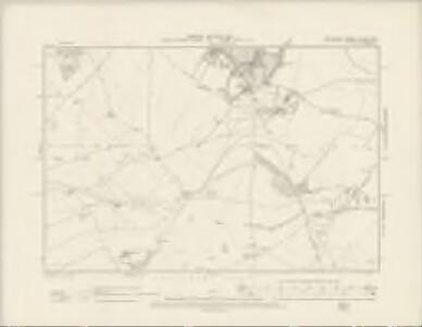 Wiltshire XLVIII.NW - OS Six-Inch Map