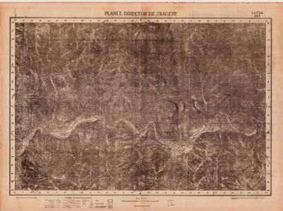 Lambert-Cholesky sheet 2765 (Lupșa)