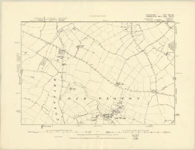 Huntingdonshire XII.SW - OS Six-Inch Map