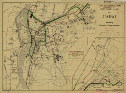Cairo [Civil security scheme] (1942)