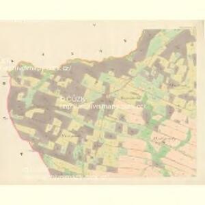 Heinrichswald (Kilerzow) - m1110-1-004 - Kaiserpflichtexemplar der Landkarten des stabilen Katasters