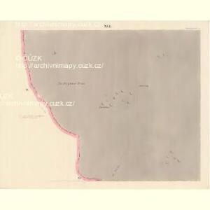 Paulusbrunn - c5672-1-016 - Kaiserpflichtexemplar der Landkarten des stabilen Katasters