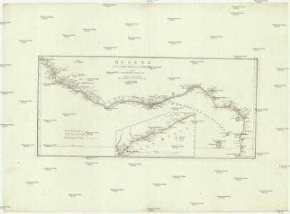 Guinea zwischen Sierra-Leone und dem Aequator