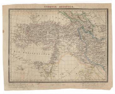 Turquia asiàtica / Ramon Alabern lo grabó