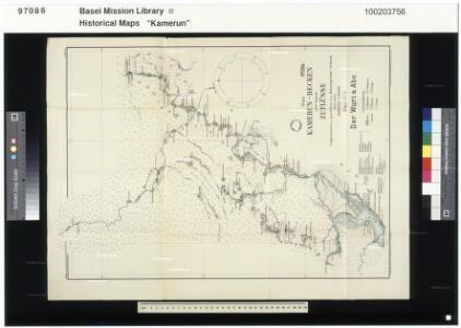 The Cameroon Basin and its feeding rivers. Sheet no. 2. The Wuri & Abo..