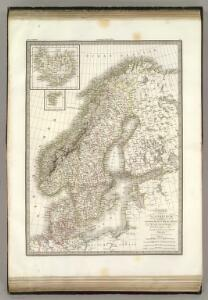 La Scandinavie.