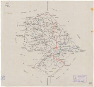 Mapa planimètric de Bot