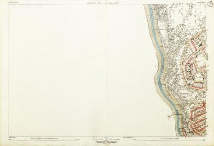Gloucestershire LXXI.15 (includes: Abbots Leigh; Bristol; Long Ashton) - 25 Inch Map