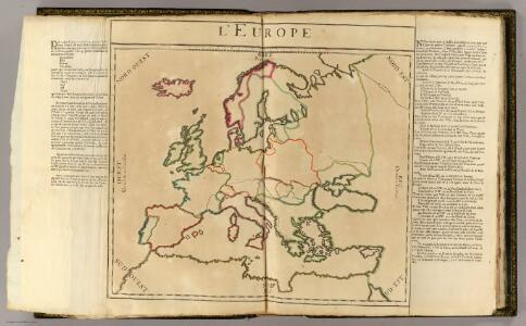 L'Europe (vents)