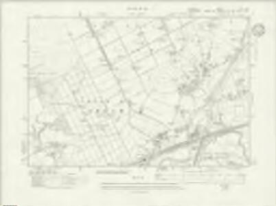 Cheshire VIII.NE - OS Six-Inch Map