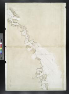 [A chart of New York Island & North River, East River, passage through Hell Gate, Flushing Bay, Hampstead Bay, Oyster Bay, Huntington Bay, Cow Harbour, East Chester Inlet, Rochelle, Rye, Patrick Islands, &c.]