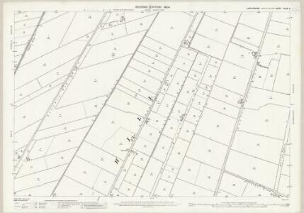 Lincolnshire CXLIX.6 (includes: Fleet; Gedney Hill; Holbeach; Sutton St Edmund) - 25 Inch Map