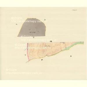 Pohlitz - m2351-1-006 - Kaiserpflichtexemplar der Landkarten des stabilen Katasters