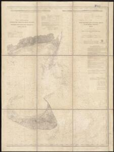 From Monomoy and Nantucket Shoals to Muskeget Channel, Mass.