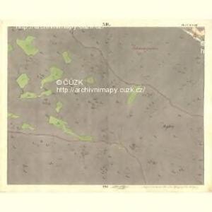 Unter Sinnetschlag - c1367-1-013 - Kaiserpflichtexemplar der Landkarten des stabilen Katasters