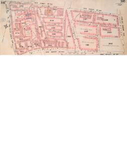 Insurance Plan of London Vol. XI: sheet 316-1