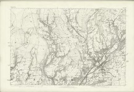 Buckinghamshire XXX - OS Six-Inch Map