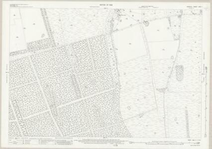 Norfolk XCIII.7 (includes: Croxton; Lynford; Stanford; Sturston) - 25 Inch Map
