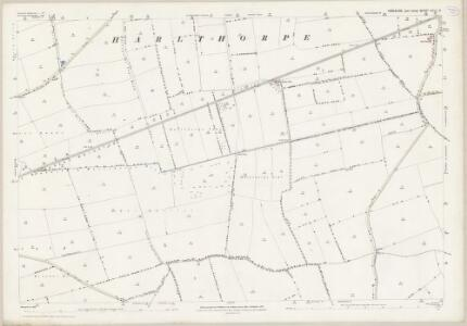Yorkshire CCVII.16 (includes: Bubwith; Foggathorpe) - 25 Inch Map