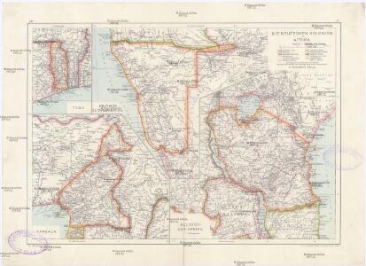 Die deutschen Kolonien in Afrika